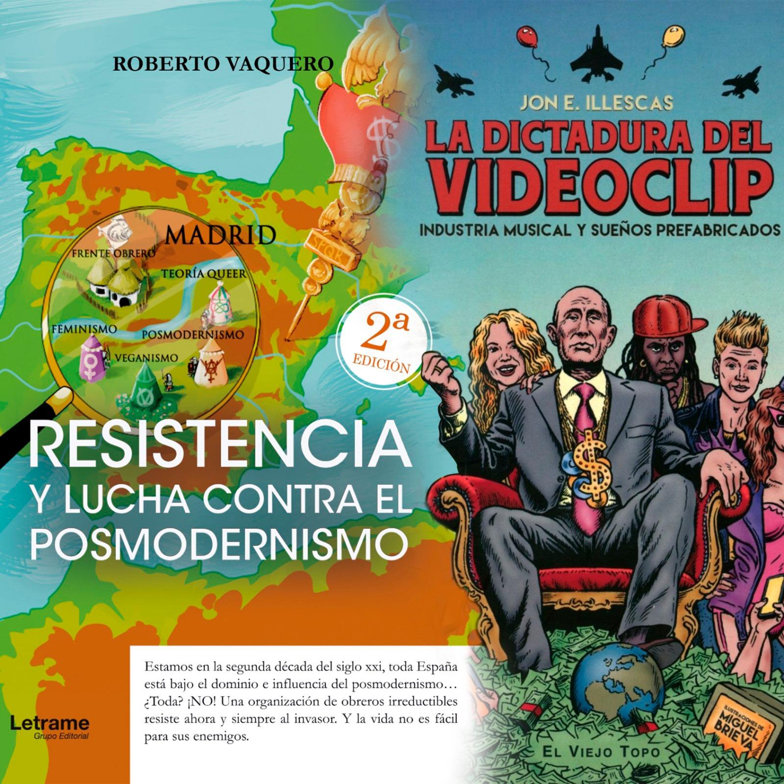 la dictadura del videoclip reseña